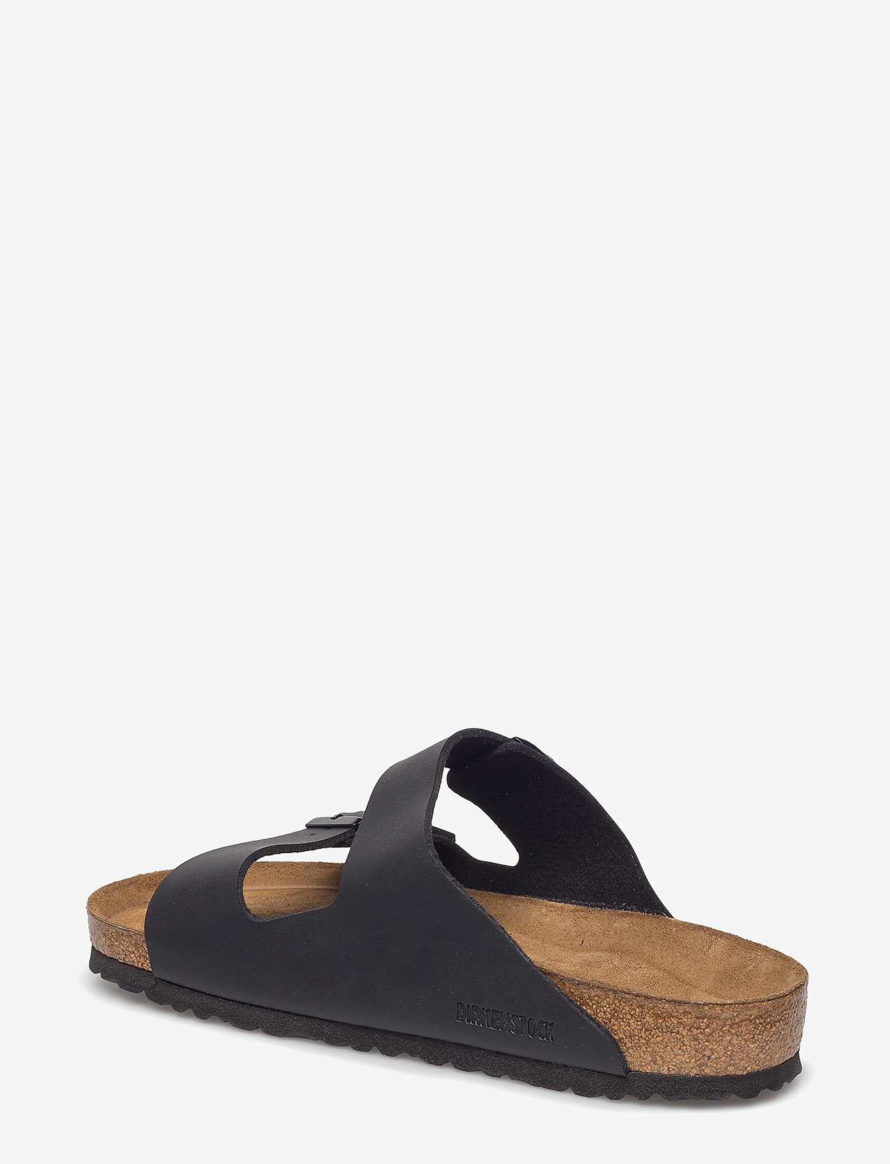 Birkenstock - Arizona Soft Footbed - sko - black - 2