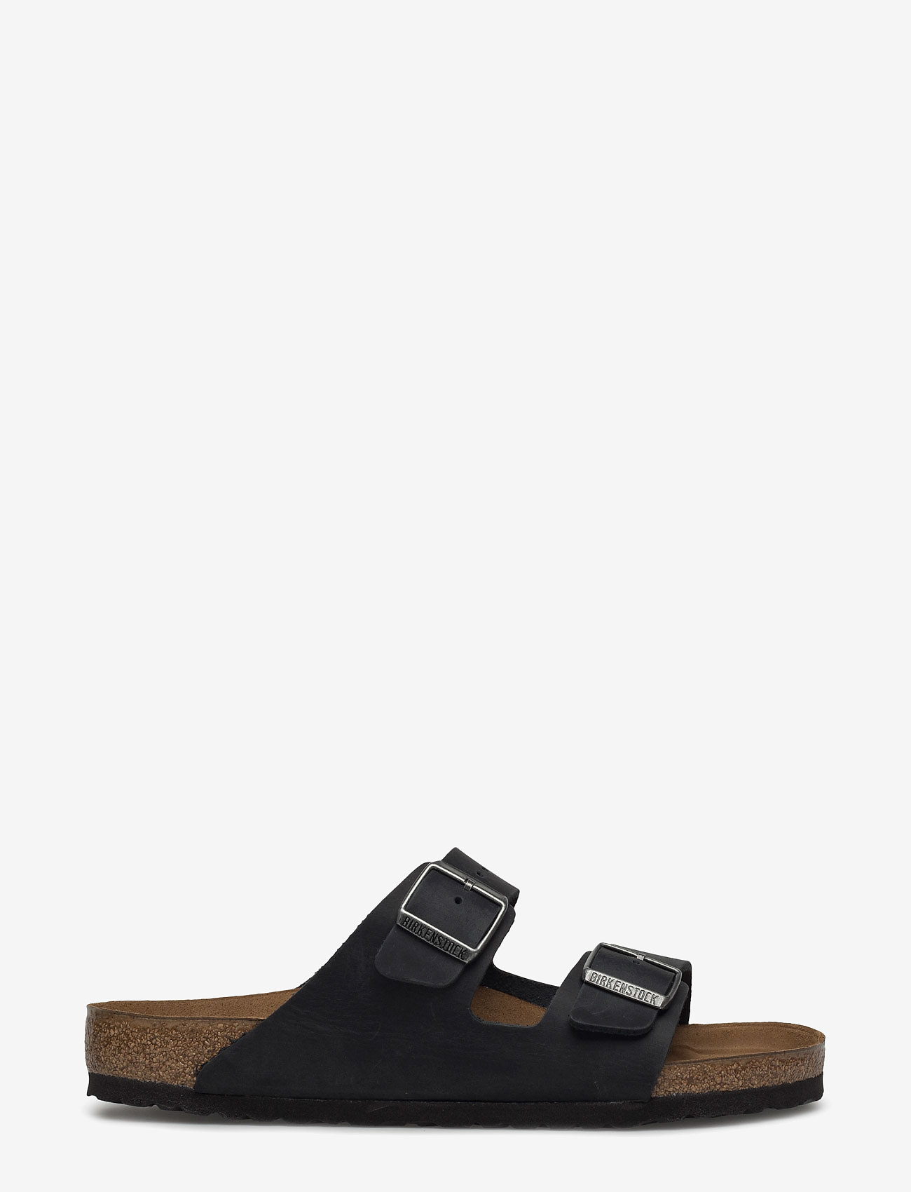 Birkenstock - Arizona - sko - black - 1