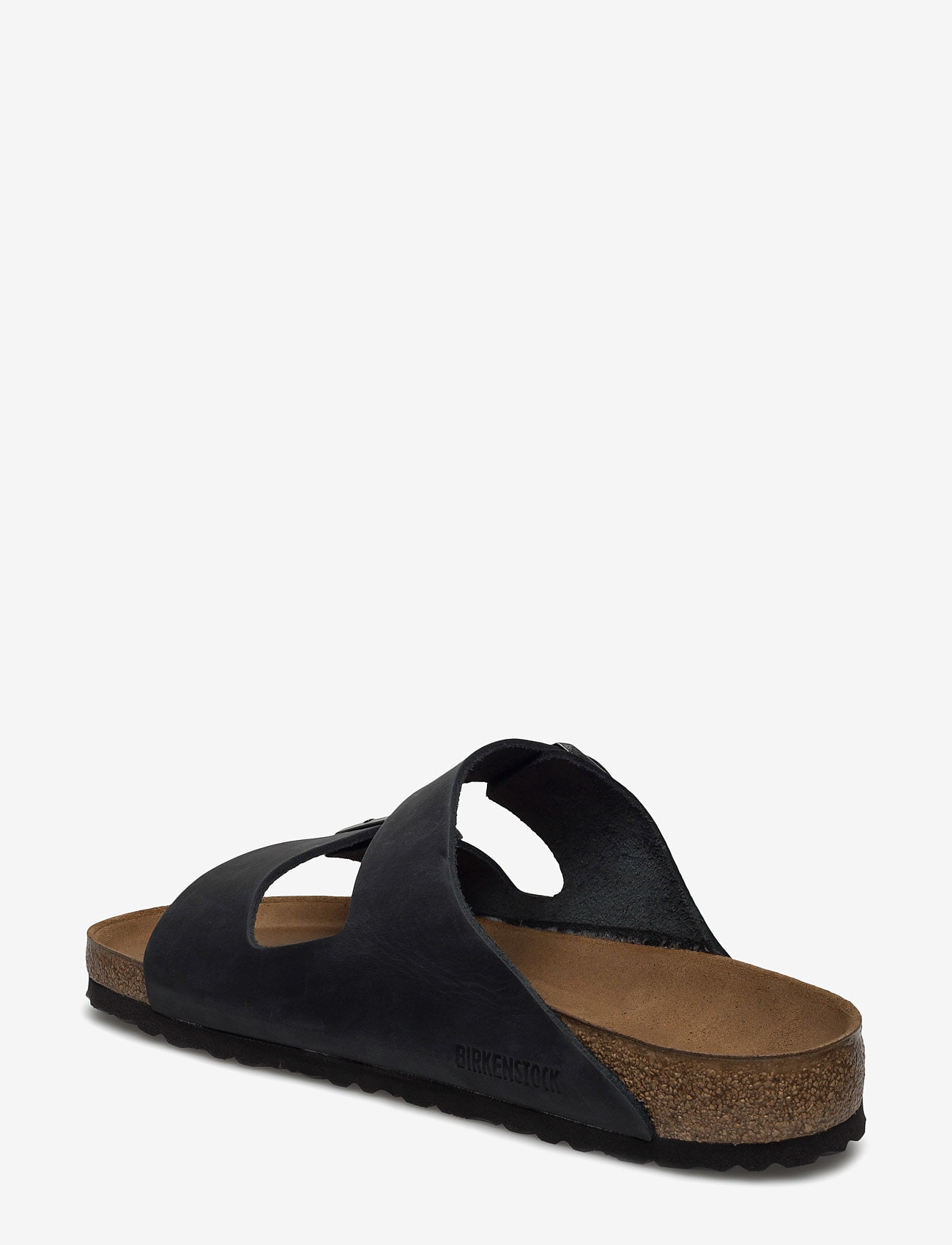 Birkenstock - Arizona - sko - black - 2