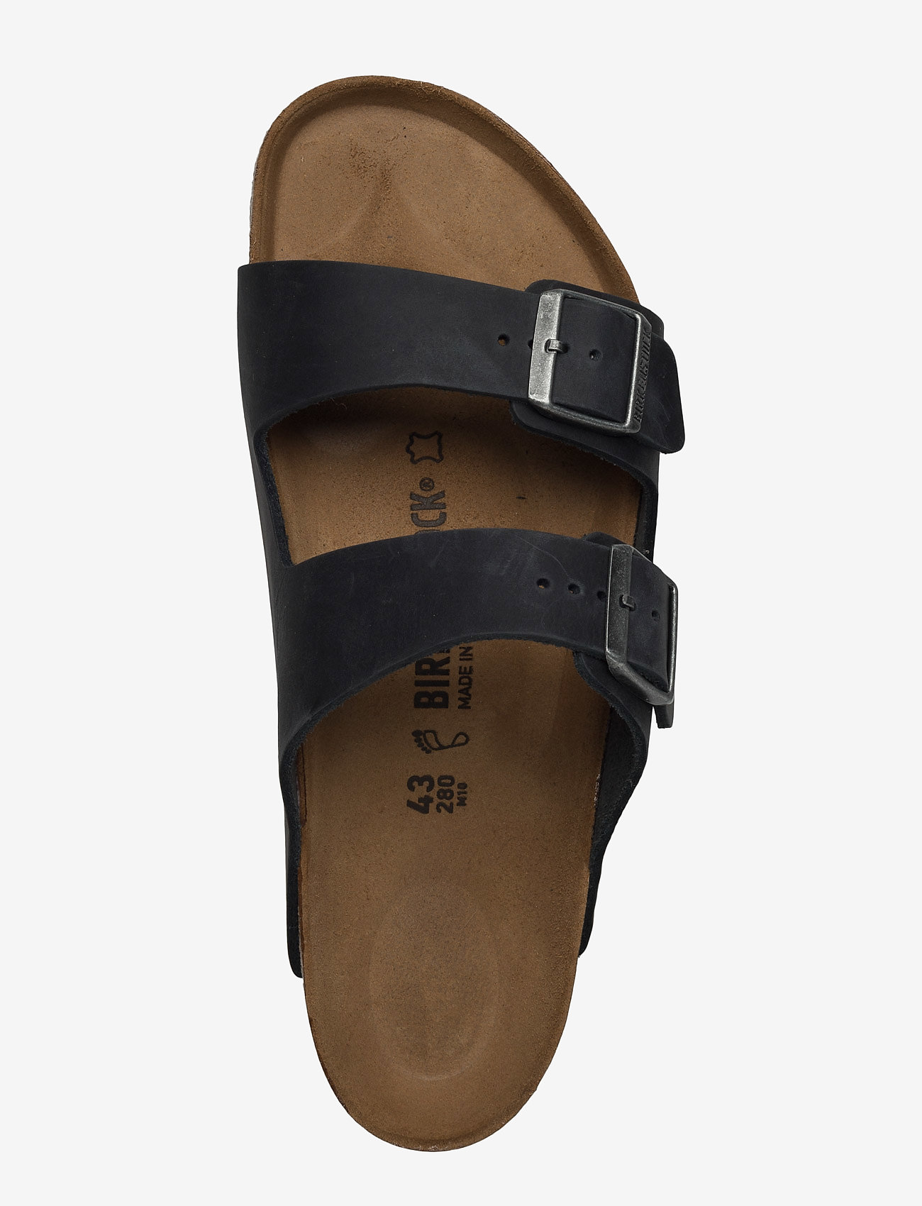 Birkenstock - Arizona - sko - black - 3