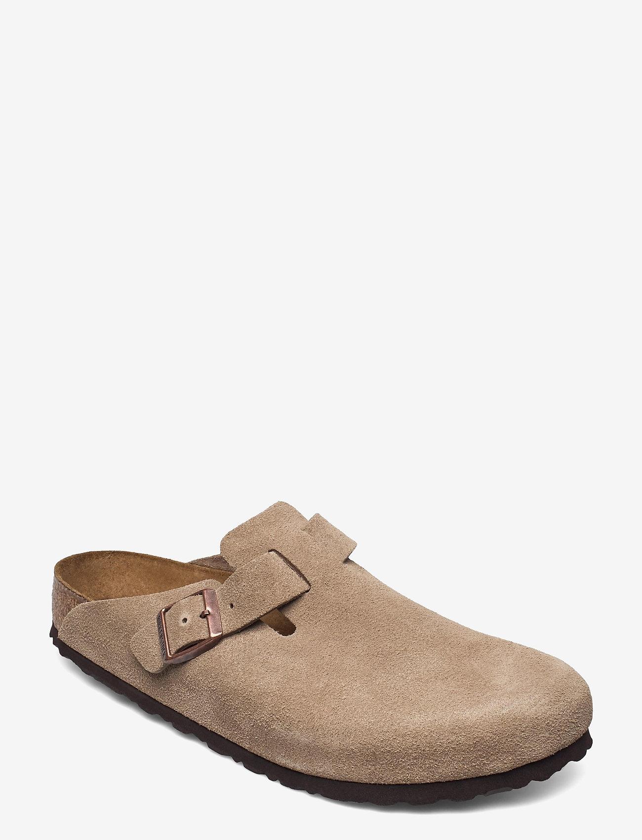 Birkenstock - Boston Soft Footbed - kengät - taupe - 0