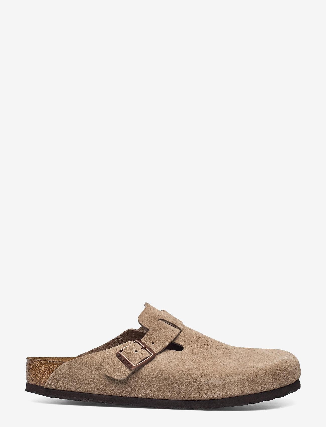 Birkenstock - Boston Soft Footbed - kengät - taupe - 1