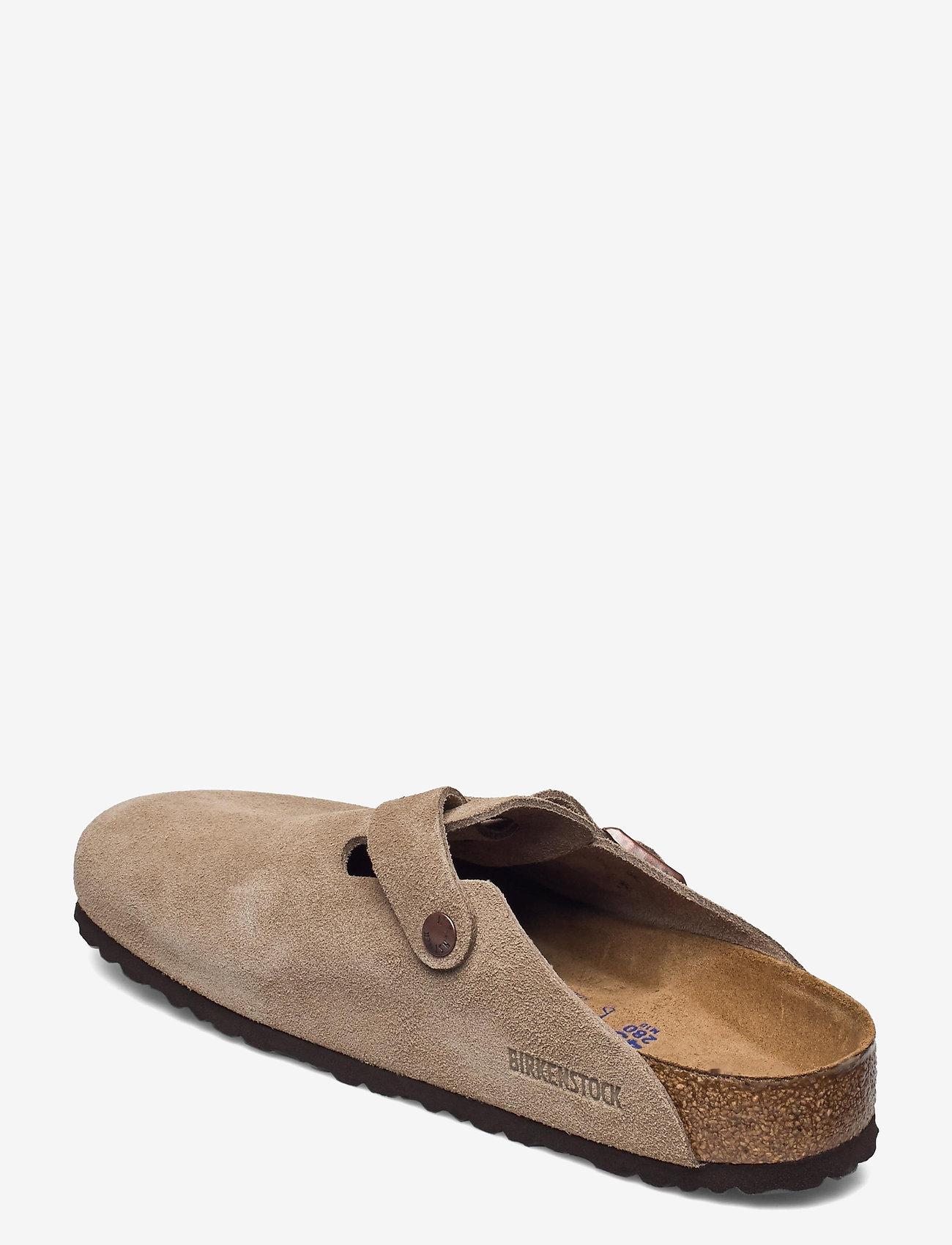 Birkenstock - Boston Soft Footbed - skor - taupe - 2