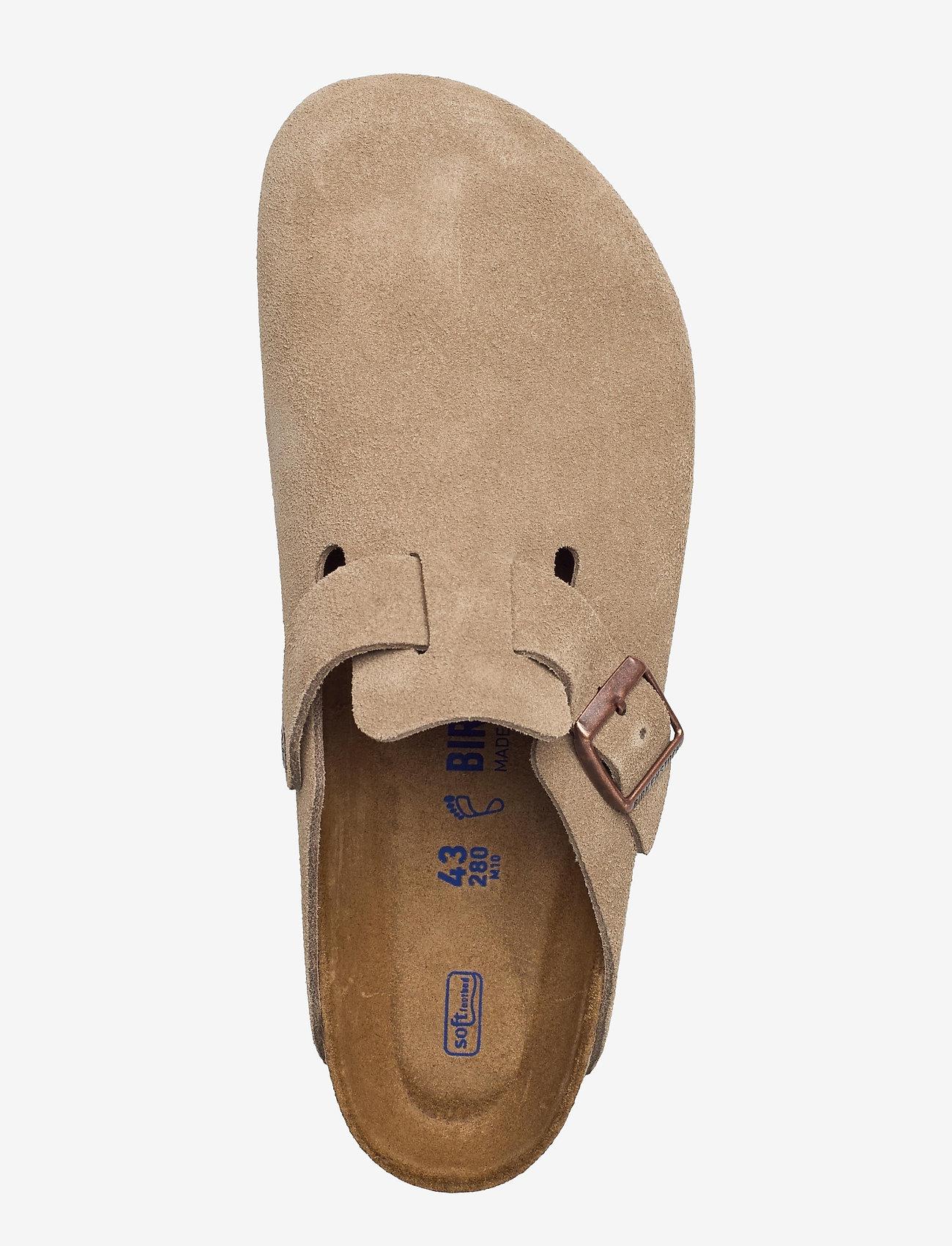 Birkenstock - Boston Soft Footbed - skor - taupe - 3