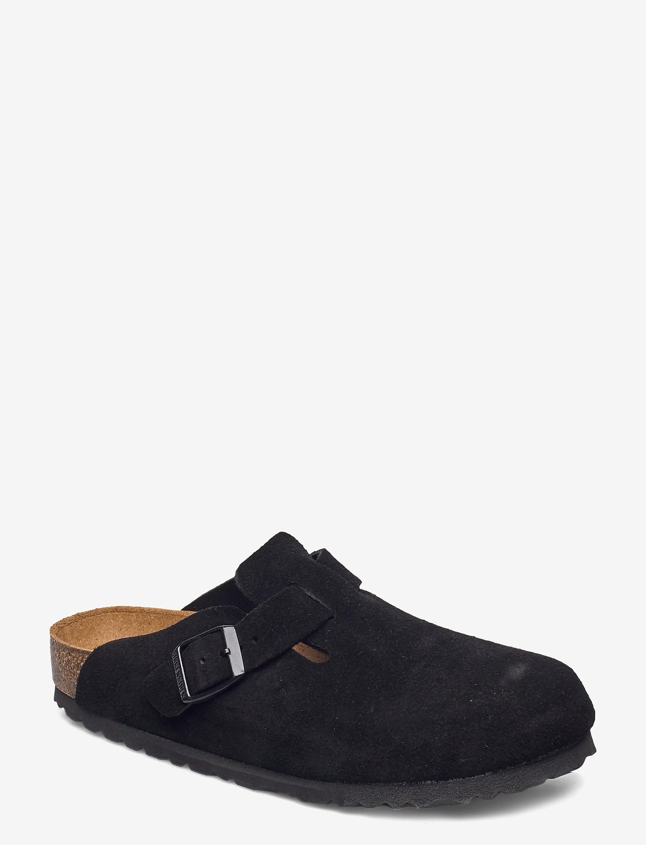 Birkenstock - Boston Soft Footbed - black - 0
