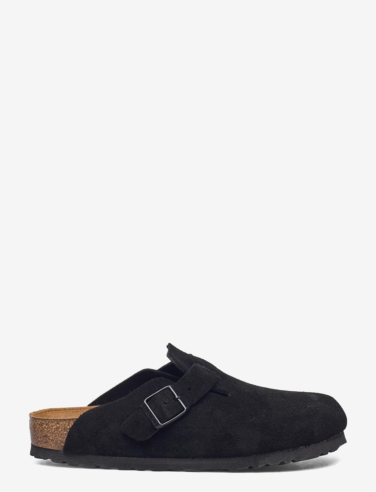 Birkenstock - Boston Soft Footbed - black - 1