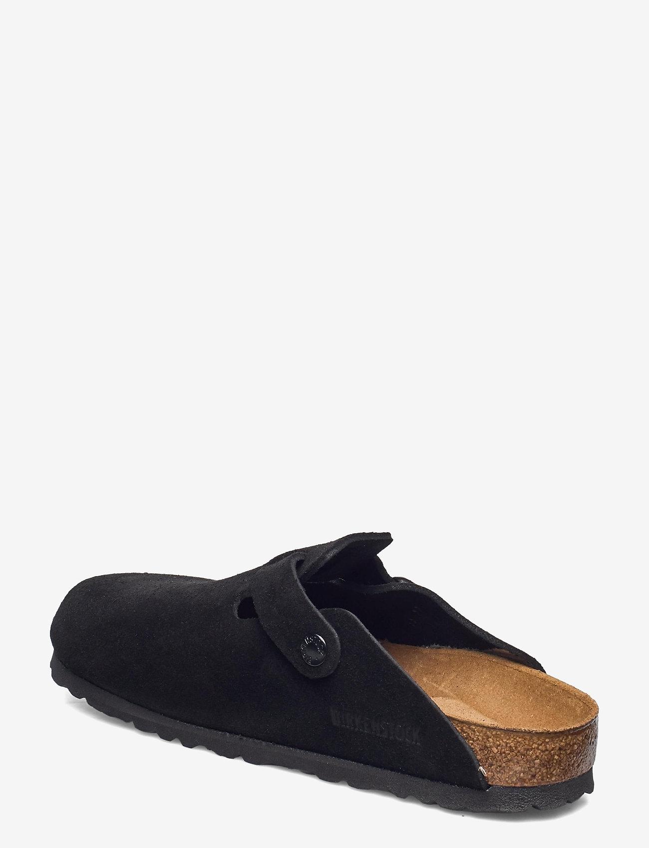 Birkenstock - Boston Soft Footbed - black - 2