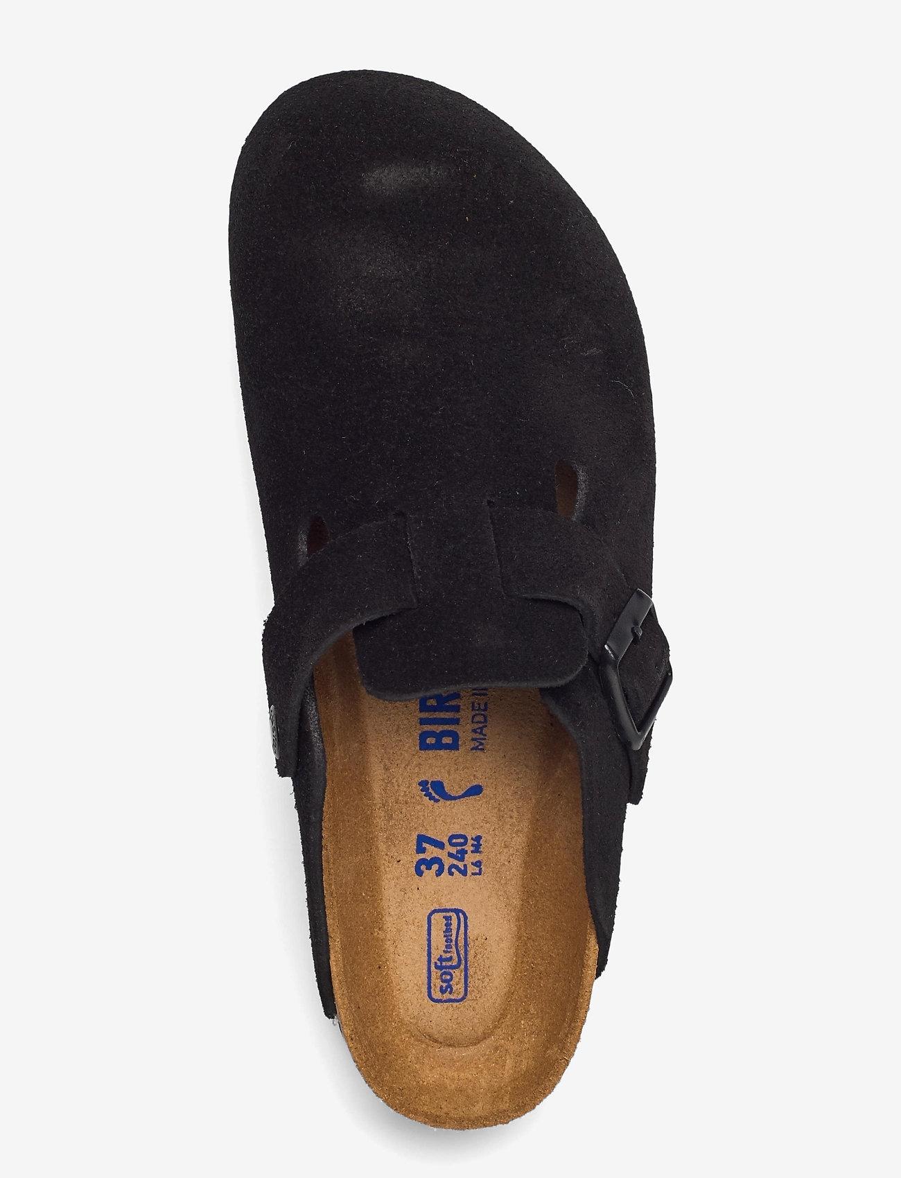 Birkenstock - Boston Soft Footbed - black - 3