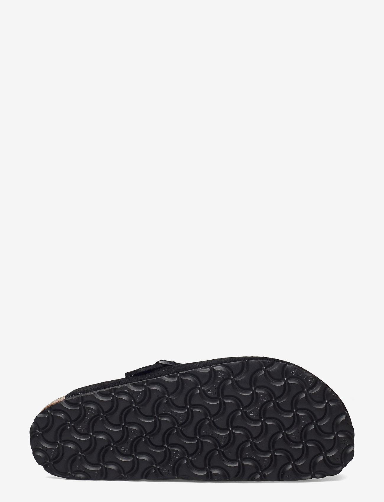 Birkenstock - Boston Soft Footbed - black - 4