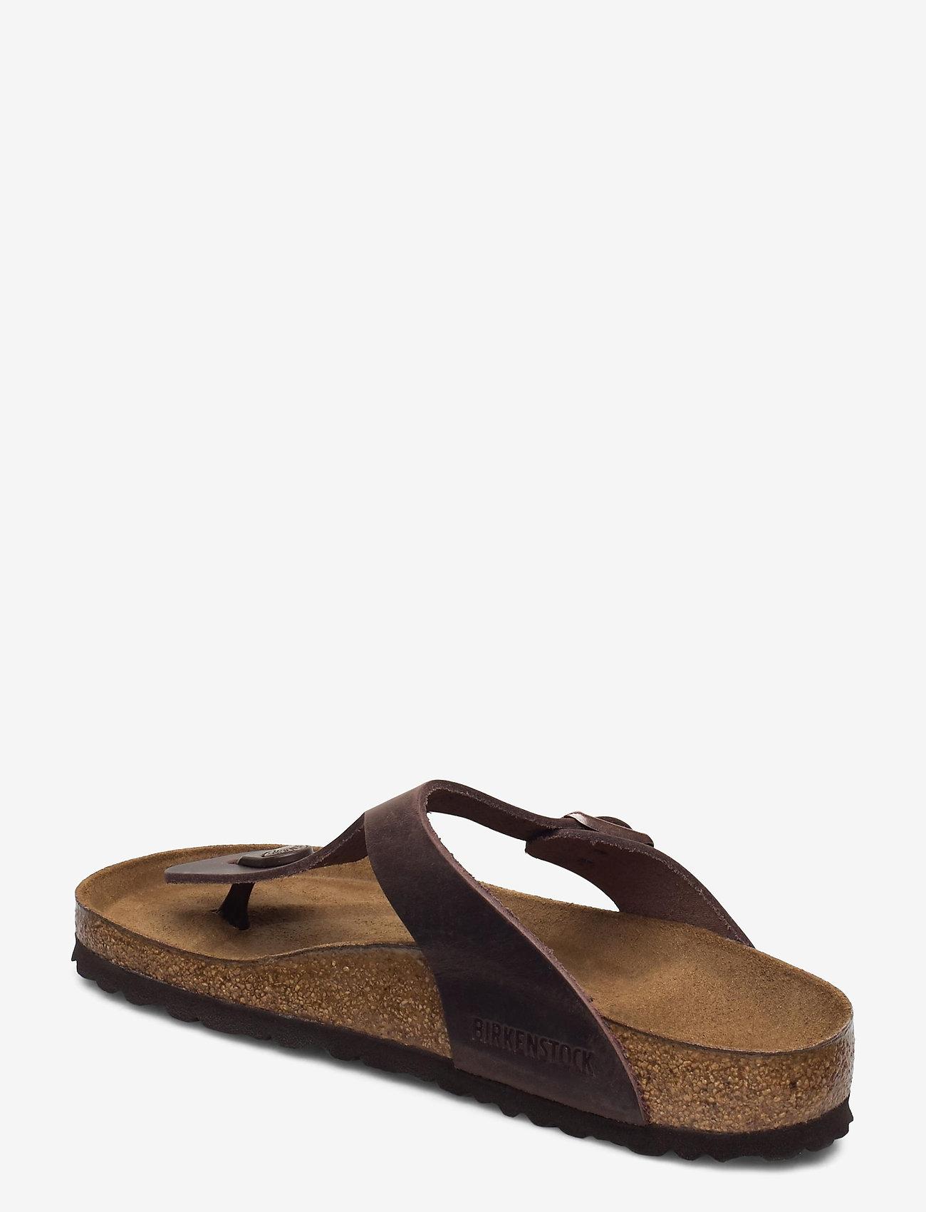 Birkenstock - Gizeh - flade sandaler - habana - 2