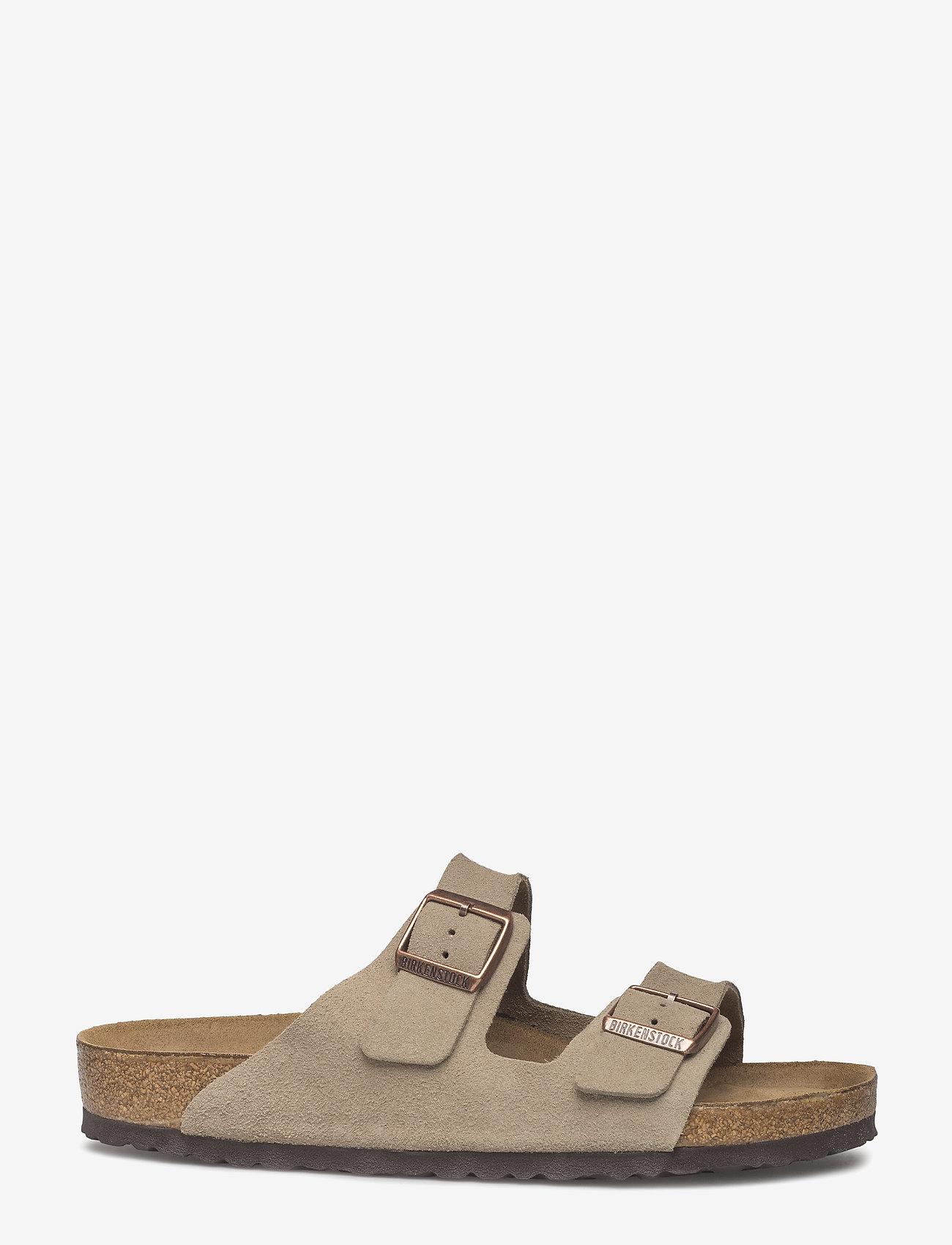 Birkenstock - Arizona Soft Footbed - sko - taupe - 1