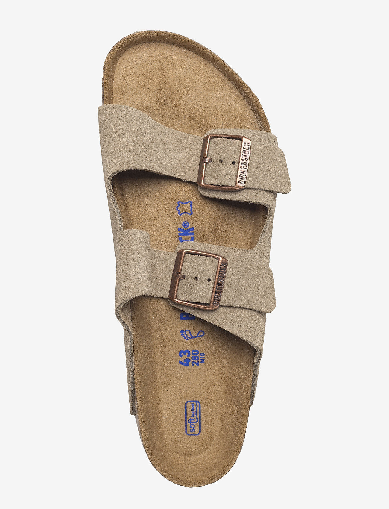 Birkenstock - Arizona Soft Footbed - sko - taupe - 3