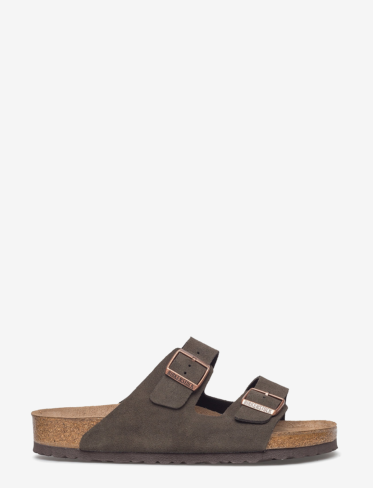 Birkenstock - Arizona Soft Footbed - sko - mocca - 1