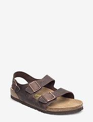 Birkenstock - Milano - sandaler - habana - 0
