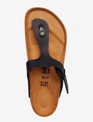 Birkenstock - Gizeh - flade sandaler - black - 3