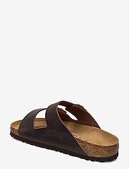 Birkenstock - Arizona - flade sandaler - habana - 2