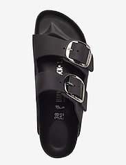 Birkenstock - Arizona Big Buckle - flade sandaler - black - 3