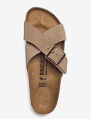 Birkenstock - Siena - flade sandaler - taupe - 3