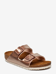 Birkenstock - Arizona - hjemmesko - electric metallic copper - 0