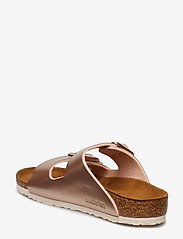 Birkenstock - Arizona - hjemmesko - electric metallic copper - 2