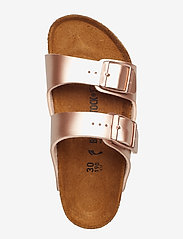 Birkenstock - Arizona - hjemmesko - electric metallic copper - 3