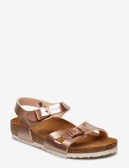 Birkenstock - Rio - hjemmesko - electric metallic copper - 0