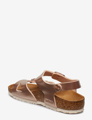 Birkenstock - Rio - hjemmesko - electric metallic copper - 2