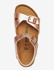 Birkenstock - Rio - hjemmesko - electric metallic copper - 3