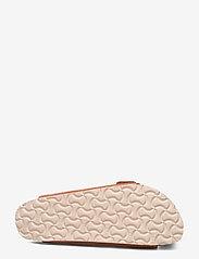 Birkenstock - Arizona Soft Footbed - flade sandaler - earth red - 4