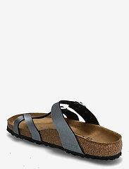 Birkenstock - Mayari - flade sandaler - icy metallic anthracite - 2