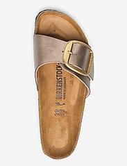 Birkenstock - Madrid Big Buckle - flade sandaler - graceful taupe - 3
