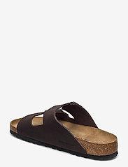 Birkenstock - Arizona Soft Footbed - sandaalit - arizona tumbuling buck soft brown - 2