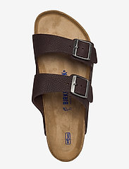 Birkenstock - Arizona Soft Footbed - sandaalit - arizona tumbuling buck soft brown - 3