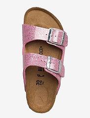Birkenstock - Arizona - hjemmesko - cosmic sparkle candy pink - 3