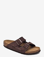 Birkenstock - Arizona Soft Footbed - sko - desert buck roast - 0