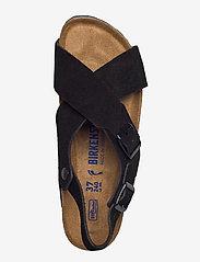 Birkenstock - Tulum Soft Footbed - flade sandaler - black - 3