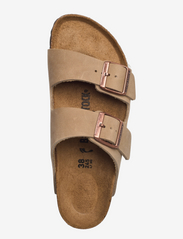 Birkenstock - Arizona - flade sandaler - tob.brown - 3