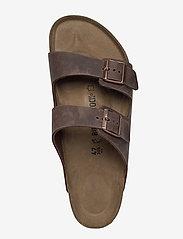 Birkenstock - Arizona - platta sandaler - habana - 3