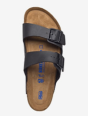 Birkenstock - Arizona Soft Footbed - sko - black - 3
