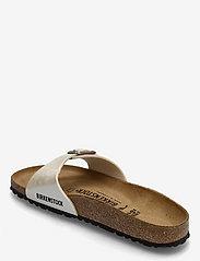 Birkenstock - Madrid - flade sandaler - graceful pearl white - 2