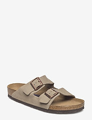 Birkenstock - Arizona Soft Footbed - sko - taupe - 0