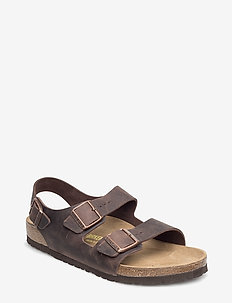 Milano - sandały - habana