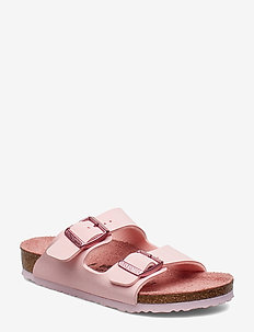 Arizona - sandals - nubuck rose