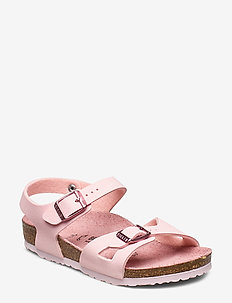 Rio - sandals - nubuck rose