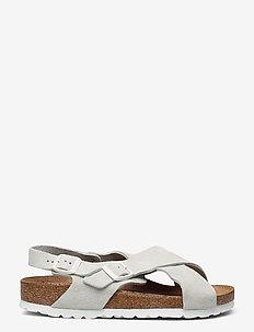 Tulum Soft Footbed - flache sandalen - off white