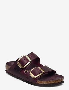 Arizona - flate sandaler - zindfandel