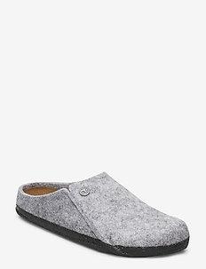 Zermatt Soft Footbed - tossut - light grey