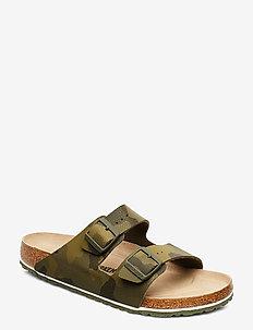 Arizona - sandaler - desert soil camo green