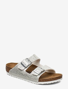 Arizona - sandals - cosmic sparkle white
