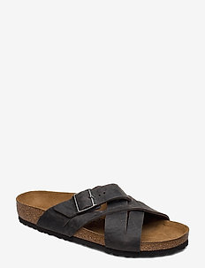 Lugano - sandały - camberra iron